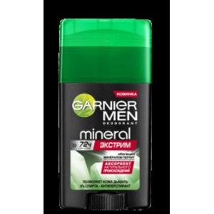 Дезодорант-антиперспирант Garnier men mineral экстрим фото