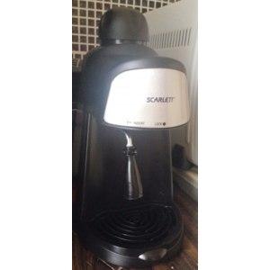 Кофеварка scarlett sc-037   отзывы покупателей.