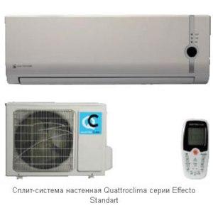 Сплит-система Quattroclima QV/QN-ES12WA фото