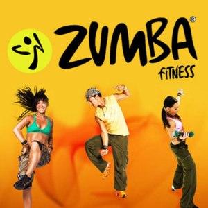 Зумба-фитнес фото