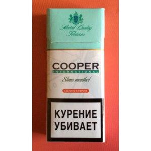 Сигареты cooper где купить где купить дешевые сигареты в оренбурге