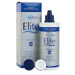 Раствор для контактных линз Maxima Optics Elite фото