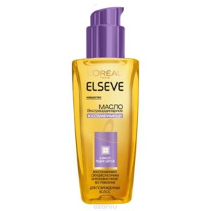 Применение масла для волос Лореаль Эльсев: способ нанесения, цена, отзывы