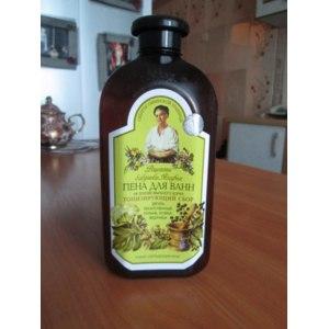 Пена для ванны Рецепты бабушки Агафьи Тонизирующий сбор фото