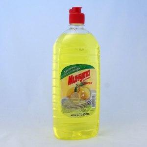 Средство для мытья посуды Минута плюс Лимон фото