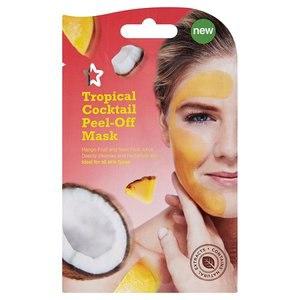 Маска-плёнка для лица Superdrug Tropical Cocktail Peel-Off mask фото