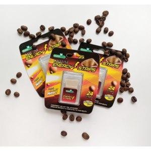 Освежитель для полости рта Science Care Полоски для свежего дыхания с экстрактом зеленого чая и кофеина фото