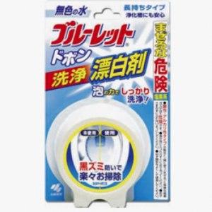 Отбеливающая таблетка для бачка унитаза BLUELET DOBON BLEACH (Япония)    фото
