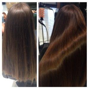 Кератиновое выпрямление волос Greymy Professional  Greymy Professional Hair Keratin Treatment Cream фото
