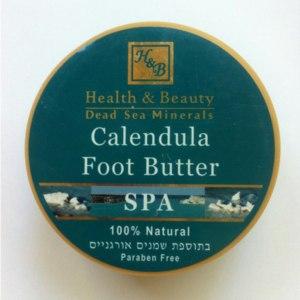 Масло для ног Health & Beauty Calendula Foot Butter фото