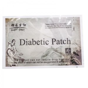 Средства для лечения диабета Aliexpress Diabetes Patch Anti Diabetes Cure Lower Blood Glucose Sugar Plaster Natural Herbs Diabetic фото