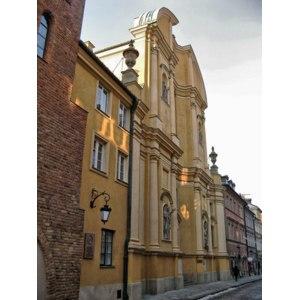 Костел Святого Мартина (Польша, Варшава) фото