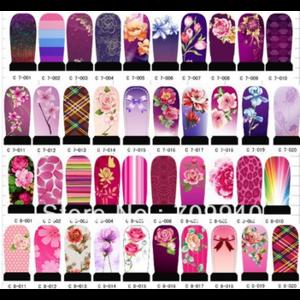 Наклейки для ногтей Aliexpress Best Selling 30sheets hundreds designs water decals DIY nail art sticker shee  фото
