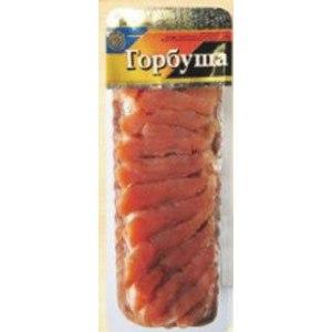 Рыба АСТО Горбуша малосоленая филе-кусочки в масле пресервы 250г фото