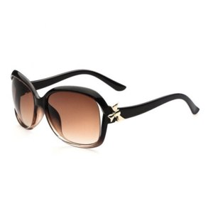 Солнцезащитные очки Aliexpress Women's fashion sunglasses with a bow sunglasses for women high quality фото