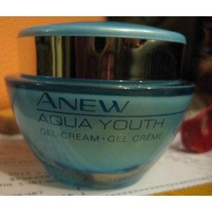 """Гель для лица Avon Anew Aqua Yuoth (20+) интенсивно увлажняющий гель-крем для лица """"Источник молодости"""" фото"""