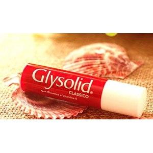 Бальзам для губ Glysolid Classico фото