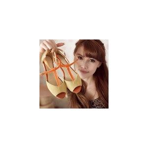 Сандалии Aliexpress new 2014 fashion tassel flat women sandals for women flip-flops and women's summer shoes фото