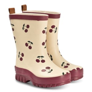 Резиновые сапоги Kuling Caracas Rain Boots Cherry Love фото