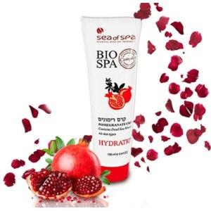 Крем для тела SEA of SPA Bio Spa увлажняющий с минералами Мертвого моря и экстрактом граната (Pomegranate Hudration Cream) фото