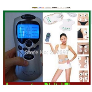 Массажер Aliexpress Импульсный Wholesale Body Health care electronic Pulse Muscle Acupuncture Slimming Full Body Massager Digital Therapy Machine Free Shipping фото