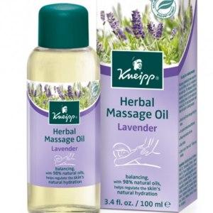 Масло для массажа  Kneipp массажное масло Лаванда фото