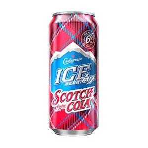 Пиво Славутич ICE Mix Scotch Type Cola фото