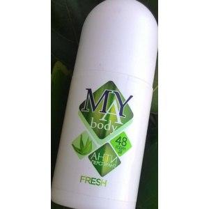 Дезодорант-антиперспирант MAY Body Fresh фото