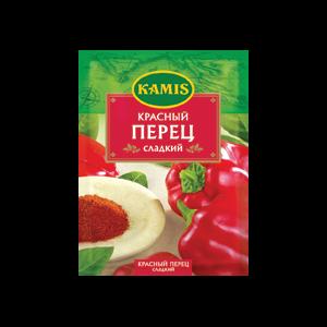 Специи Kamis красный перец сладкий фото