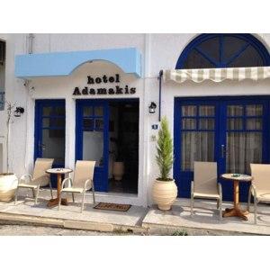 Adamakis hotel 2*, Греция, о. Крит фото