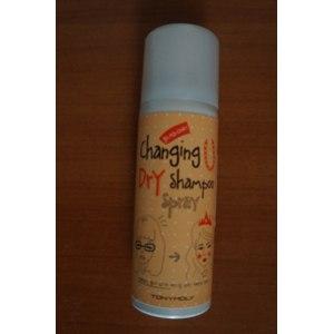 Сухой шампунь TONY MOLY Changing U Dry Shampoo Spray фото