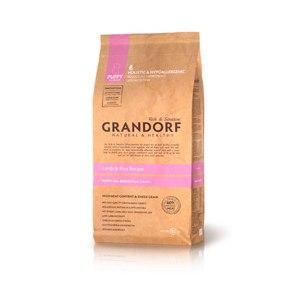 Grandorf Сухой корм для щенков с ягненком и рисом Lamb & Rice Puppy фото
