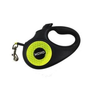 Поводок-рулетка Доктор Zoo Автоматическая для собак до 12 кг (XS)  фото