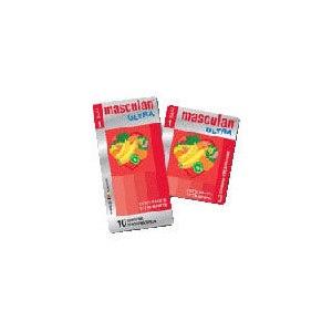 Презервативы Masculan ultra тутти-фрутти фото