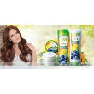 Шампунь Oriflame для окрашенных волос «Черника и подсолнечник» фото