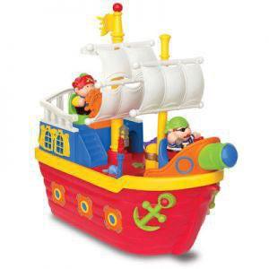 Kiddieland Пиратский корабль фото