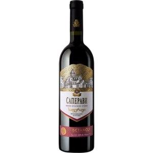 Вино красное сухое Bolero & Co Саперави фото
