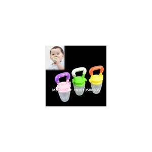 Ниблер Aliexpress Hot Selling New Baby Feeding Tool Fresh Safe Food Feeder For Baby Nipple Weaning Tool Drop Shipping 54 Colors BB-0868 фото