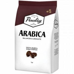 Кофе в зёрнах Paulig Arabica Balanced & Aromatic фото