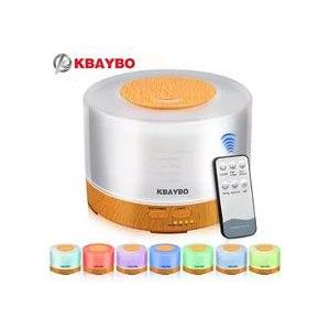 Аромадиффузор Aliexpress 500ml <b>remote control</b> Aroma <b>Essential</b> ...