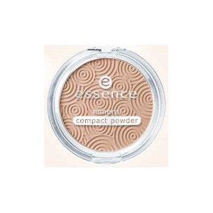 Пудра Essence Минеральная компактная пудра для всех типов кожи фото