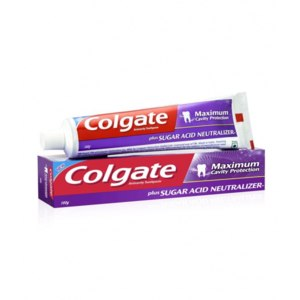 Зубная паста Colgate Maximum cavity protection фото