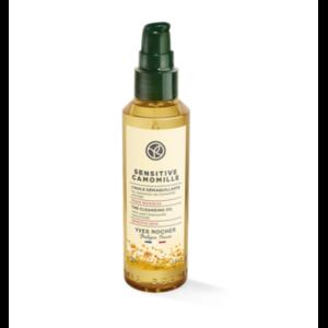 Очищающее масло для лица Ив Роше / Yves Rocher С Концентратом Ромашки БИО фото