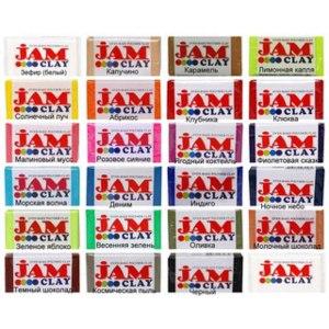 Пластик полимерная глина JAM CLAY (Украина) фото