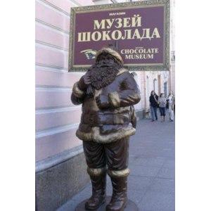 Музей шоколада, Санкт-Петербург фото