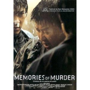 Воспоминания об убийстве/Salinui chueok (2003, фильм) фото