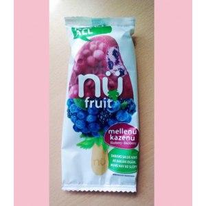 Мороженое Рижский молочный комбинат Nu Fruit Черника фото