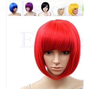 Парик Aliexpress Sexy style Women Bobo Short Cap Hairnet фото