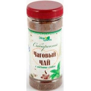 Чай Травы Байкала Чаговый со стевией фото