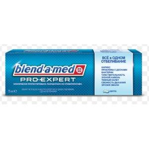 Зубная паста Blend-a-Med Pro-Expert Отбеливание фото